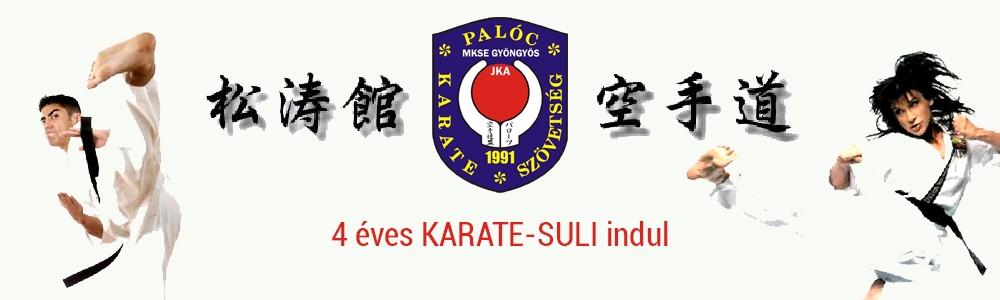 Karatesuli indul